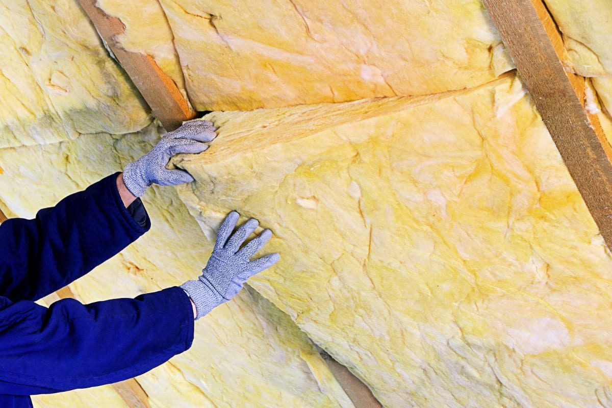 insulate roof inside