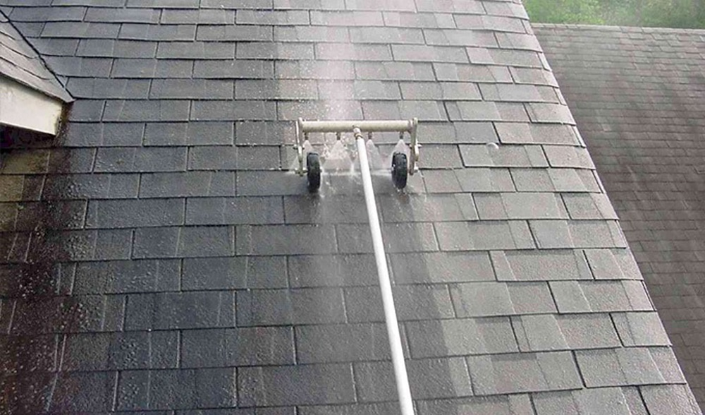 Slate Roof Cleaning Working Method And Prices