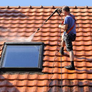 demossing roof